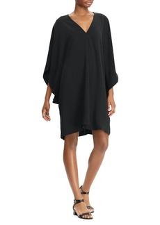 Lauren Ralph Lauren Three-Quarter Sleeve Shift Dress