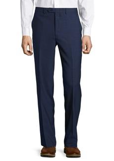 Lauren Ralph Lauren Tic Ultraflex Classic-Fit Wool Suit Separate Pants