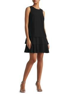 Lauren Ralph Lauren Tiered Skirt Dress