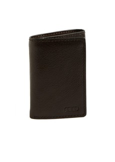 Lauren Ralph Lauren Tri-Fold Leather Wallet