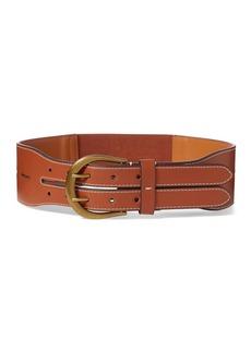 Lauren Ralph Lauren Tri-Strap Belt
