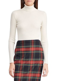 Lauren Ralph Lauren Turtleneck Long-Sleeve Sweater