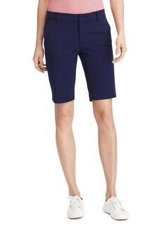Lauren Ralph Lauren Twill Bermuda Shorts