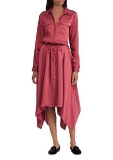 Lauren Ralph Lauren Twill Shirt Dress