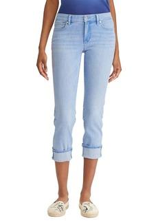 Lauren Ralph Lauren Ultimate Slimming Premier Straight Cropped Jeans
