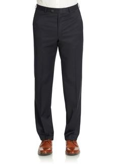 Lauren Ralph Lauren Classic-Fit Ultra-Flex Wool Suit Separate Pants