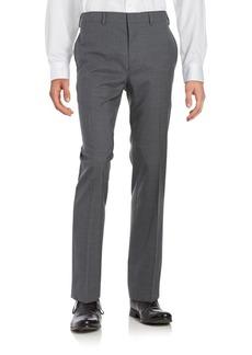Lauren Ralph Lauren Ultraflex Slim-Fit Wool Suit Separate Pants