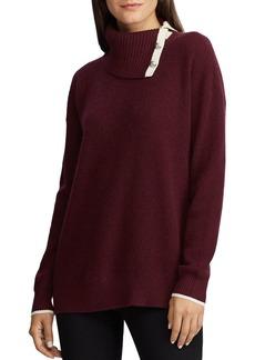 Lauren Ralph Lauren Washable Cashmere Sweater - 100% Exclusive