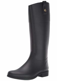 Lauren Ralph Lauren Women's Barnes Rain Boot   B US
