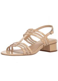Lauren Ralph Lauren Women's Becki-SN-CSL Heeled Sandal  9 B US