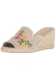 Lauren Ralph Lauren Women's Carlynda II Espadrille Wedge Sandal  5 B US