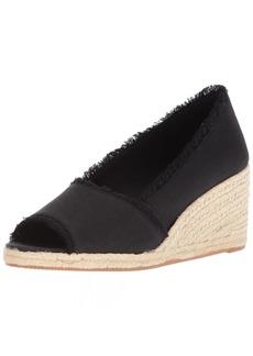 Lauren Ralph Lauren Women's CARMONDY Espadrille Wedge Sandal  6 B US