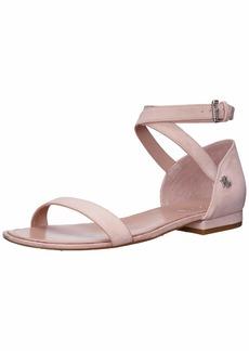 Lauren Ralph Lauren Women's Davison Flat Sandal   B US