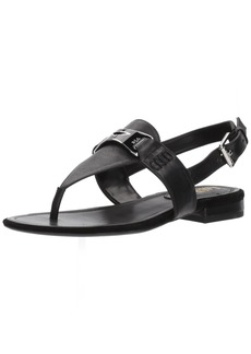 Lauren Ralph Lauren Women's Dayna Flat Sandal  6.5 B US