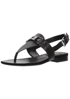 Lauren Ralph Lauren Women's Dayna Flat Sandal   B US