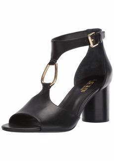 Lauren Ralph Lauren Women's ELESIA Heeled Sandal   B US