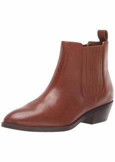 Lauren Ralph Lauren Women's Ericka Ankle Boot   B US