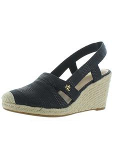 Lauren Ralph Lauren Women's Espadrille Wedge Sandal