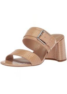 Lauren Ralph Lauren Women's Farie-SN-CSL Heeled Sandal  8.5 B US