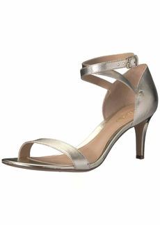 Lauren Ralph Lauren Women's Glinda Heeled Sandal  7.5 B US