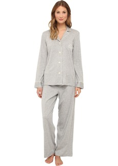 LAUREN RALPH LAUREN Women's Hammond Knits Pajama Set  LG (US 12-14)