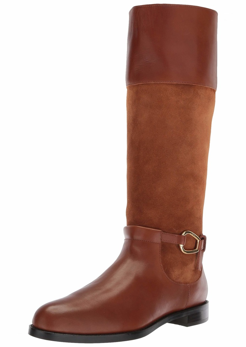 Lauren Ralph Lauren Women's Harlee Fashion Boot   B US