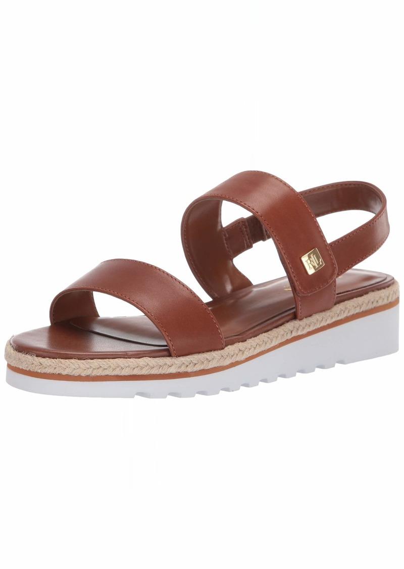 Lauren Ralph Lauren Women's Jewelle Sandal   B US