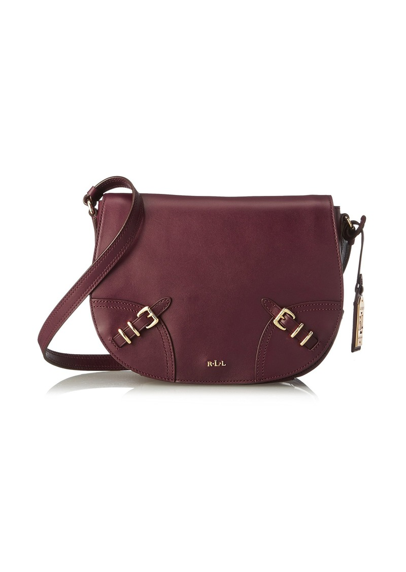LAUREN Ralph Lauren Women's Lauren Saddle Bag