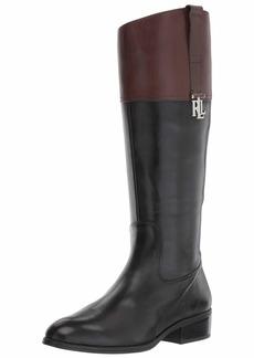 Lauren Ralph Lauren Women's Merrie Fashion Boot  6.5 B US