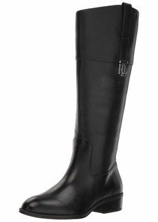 Lauren Ralph Lauren Women's Merrie-W Fashion Boot  10 B US