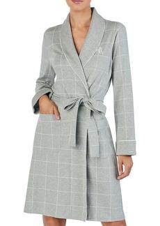 Lauren Ralph Lauren Wrap Short Robe
