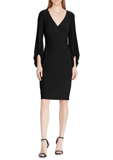 Lauren Ralph Lauren Yaella Wrap Dress