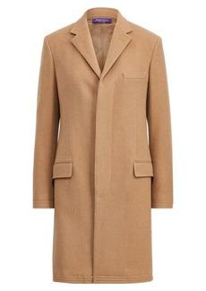 Ralph Lauren Lawson Camel-Hair Coat