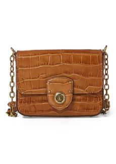 Ralph Lauren Leather Crossbody Bag