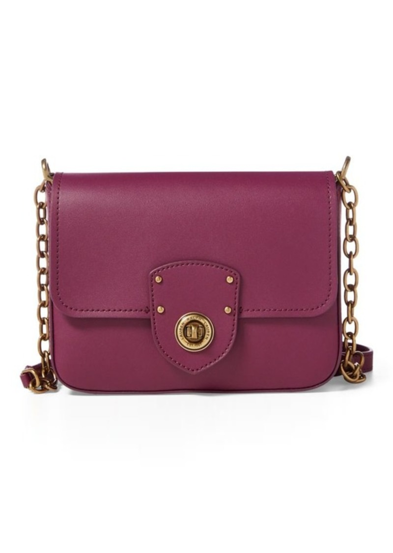 Ralph Lauren Leather Crossbody Bag