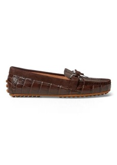 Ralph Lauren Leather Loafer
