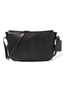 Ralph Lauren Leather Messenger Bag