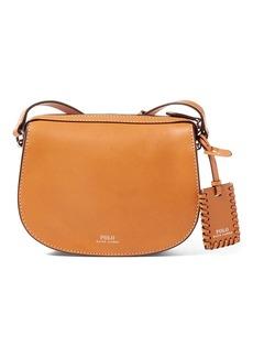 Ralph Lauren Leather Mini Crossbody Bag
