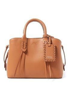 Ralph Lauren Leather Mini Satchel