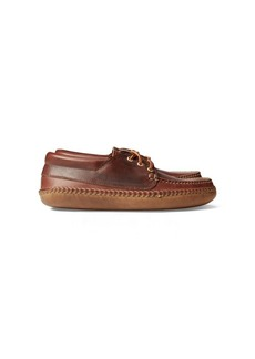 Ralph Lauren Leather Moccasin