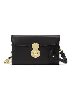 Ralph Lauren Leather Ricky Crossbody Bag