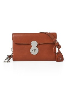 Ralph Lauren Leather Ricky Crossbody Bag