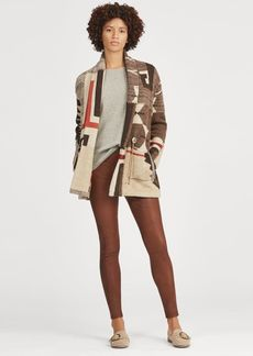 Ralph Lauren Leather Skinny Pant