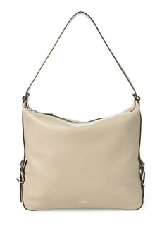Ralph Lauren Leather Slouch Hobo Bag