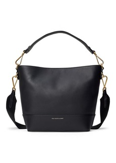 Ralph Lauren Leather Small Hobo Bag