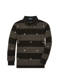 Ralph Lauren Lightweight Fleece Rugby
