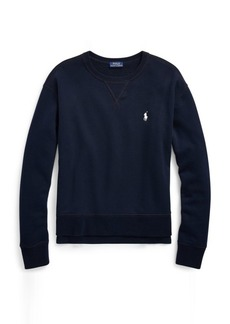 Ralph Lauren Lightweight Fleece Sweatshirt