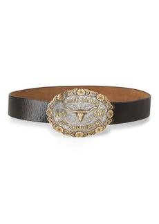 Ralph Lauren Limited-Edition Buckle Belt