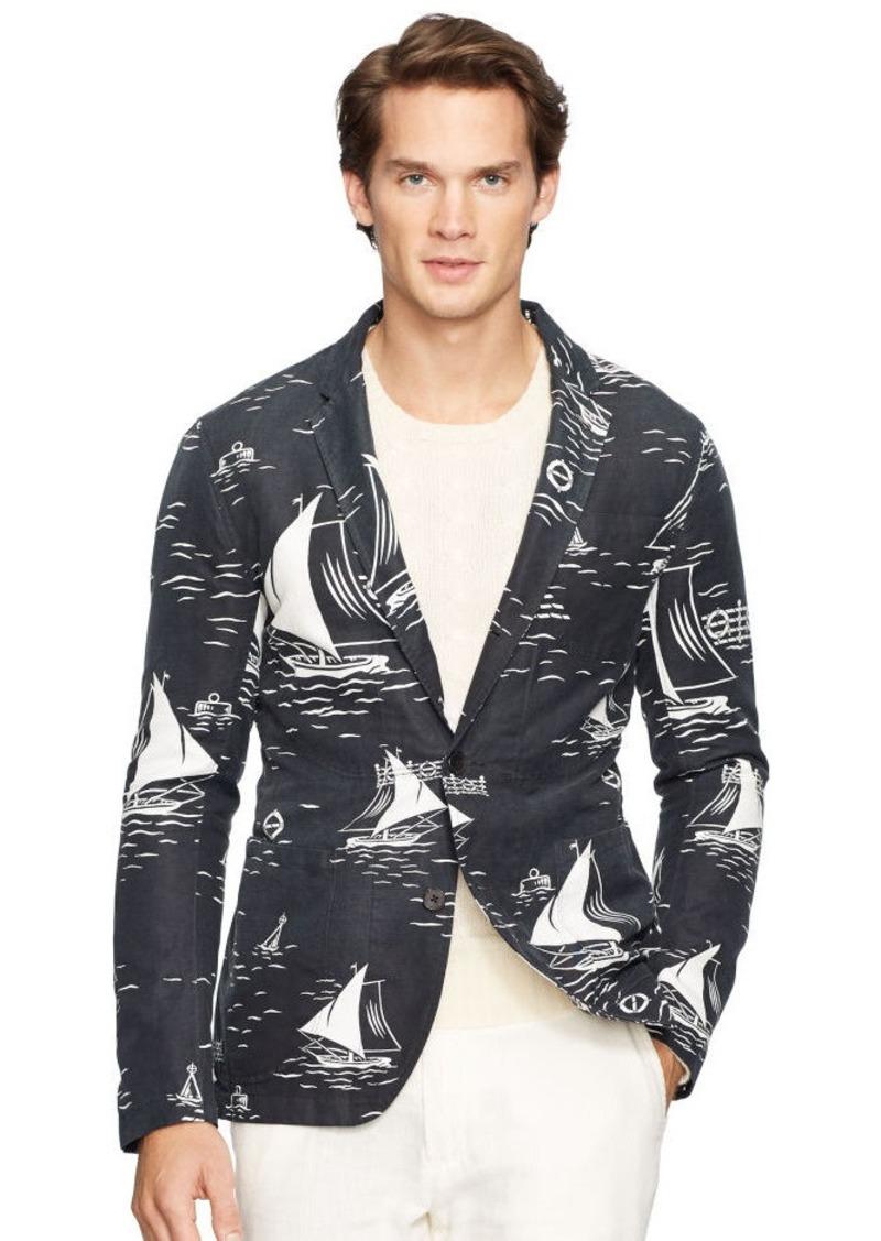 Ralph Lauren Linen-Blend Sport Coat