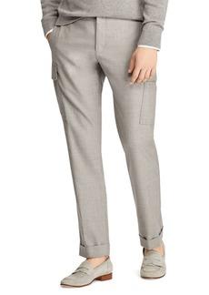 Ralph Lauren Linen Cargo Trousers